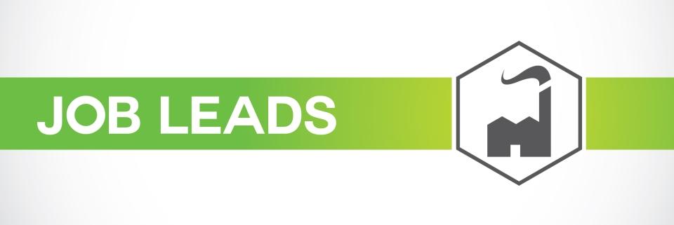 job leads banner